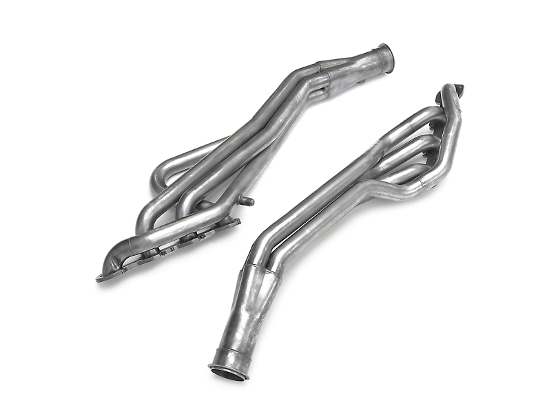 JBA Natural Long Tube Headers (07-14 GT500)