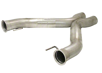 JBA Off-Road Shorty X-Pipe (07-09 GT500)