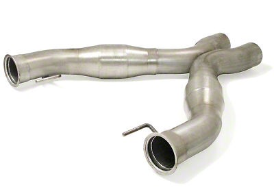 JBA Catted Shorty X-Pipe (07-09 GT500)