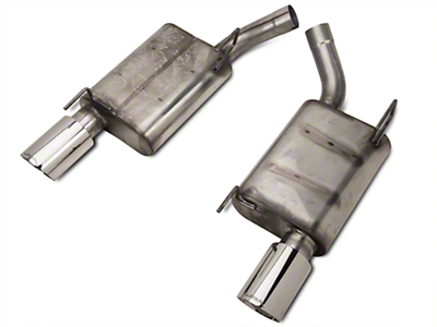 JBA Axle-Back Exhaust (05-09 GT, 07-09 GT500)