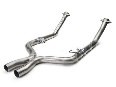 JBA Off-Road X-Pipe (05-10 GT)