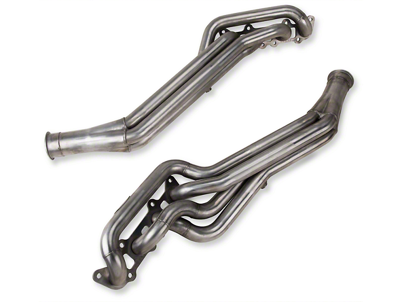 JBA Natural Long Tube Headers (11-14 GT)