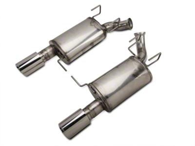 JBA 3 in. Axleback Exhaust (11-14 GT)