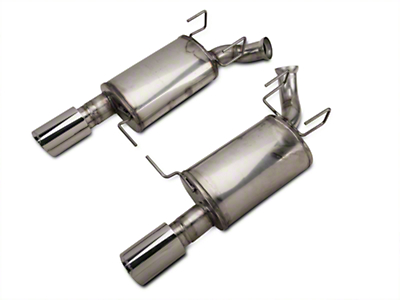 JBA 3 in. Axleback Exhaust (11-14 GT)