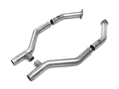JBA After-Cat H-Pipe - 3in to 2.75in (11-14 GT)