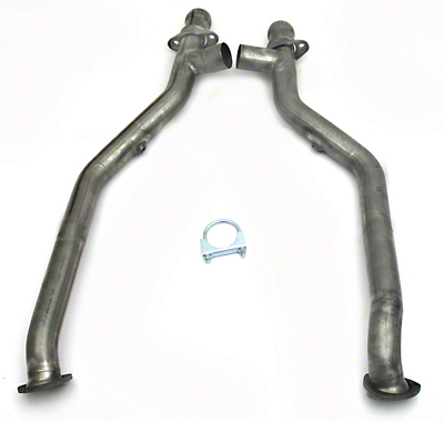 JBA Off-Road Shorty H-Pipe (99-04 GT)