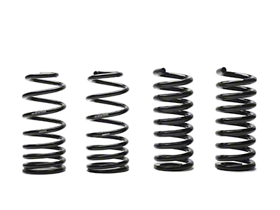 Ford Racing Lowering C-Springs - Coupe & Convertible (79-04 GT, V6, Mach 1; 93-98 Cobra)