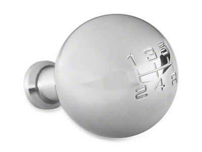 Modern Billet Mach 1 Shift Knob (79-04 All; Excludes 03-04 Cobra)