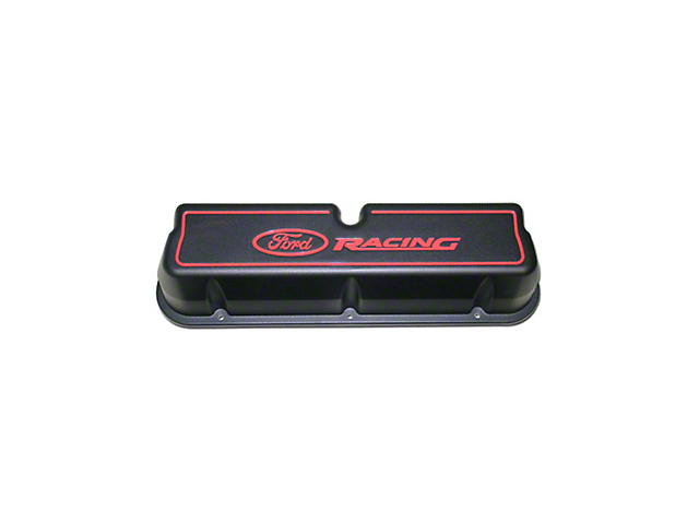 Ford Racing Black Valve Covers (289, 302, 351W)
