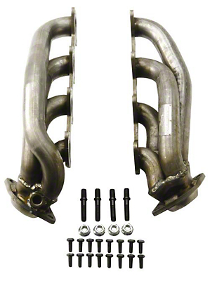 Ford Racing Natural Shorty Headers (05-10 GT)