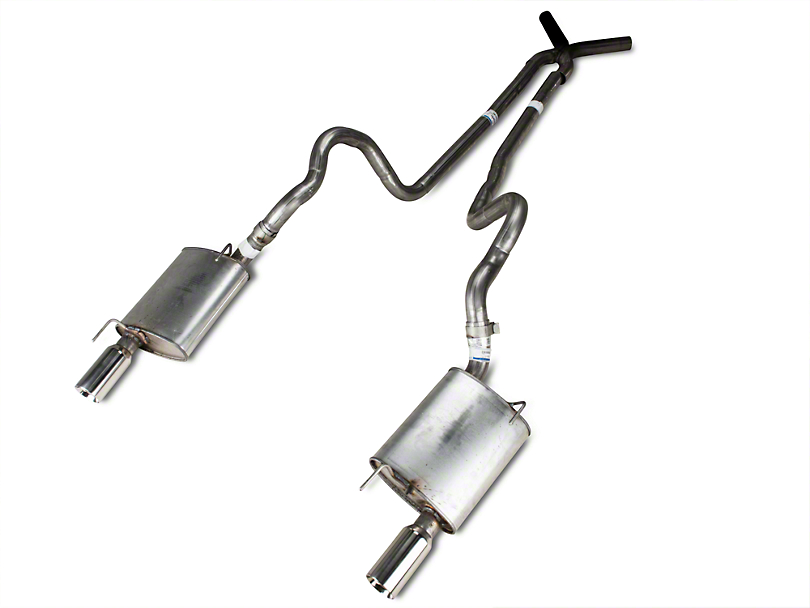 Ford Performance True Dual Exhaust (05-09 V6)