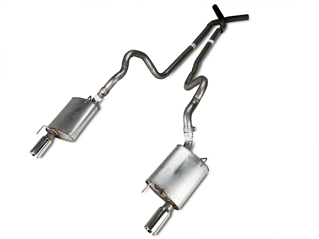 Ford Racing True Dual Exhaust (05-09 V6)