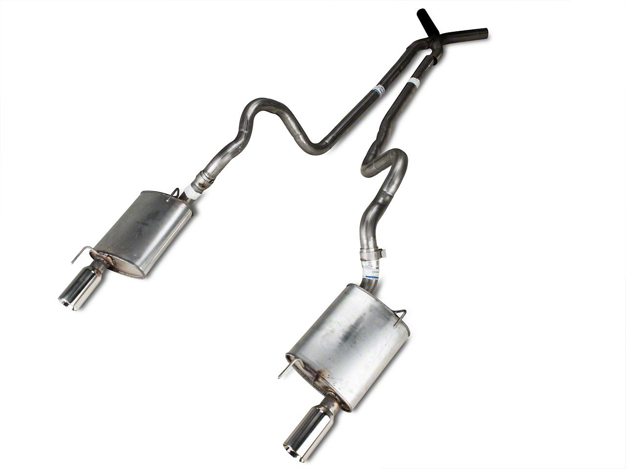 Ford Performance True Dual Exhaust (05-09 V6)