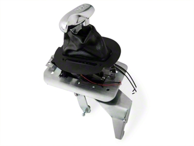 B&M Hammer Console Ratchet Shifter - Automatic (94-04 GT, V6)