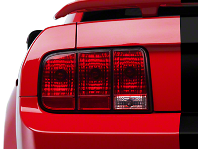 Stock Replacement Tail Light - Left Side (05-09 All)