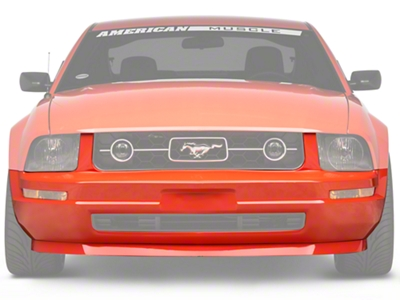 Front Bumper Cover - Unpainted (05-09 V6)