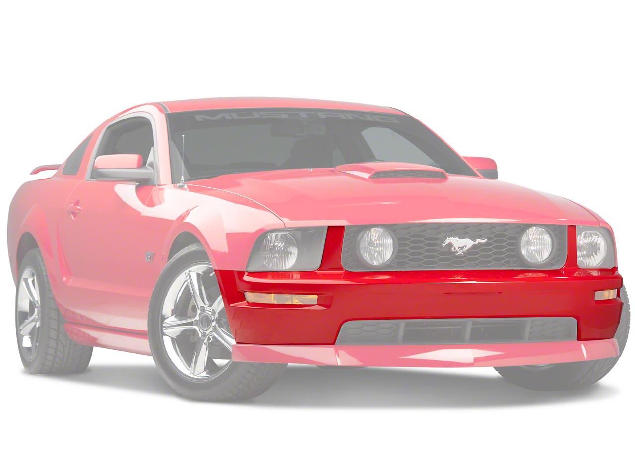 Front Bumper Cover - Unpainted (05-09 GT)
