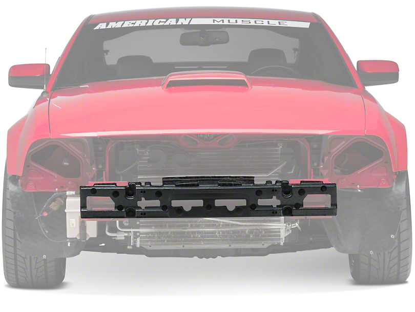 Foam Front Lower Impact Absorber (05-09 GT, V6)