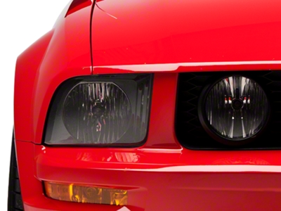 Stock Replacement Headlights - Pair (05-09 GT, V6)