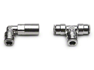 Snow Performance Dual Nozzle Upgrade Kit