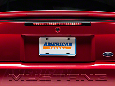Honeycomb Third Brake Light Trim (99-04 All; Excludes 03-04 Cobra)