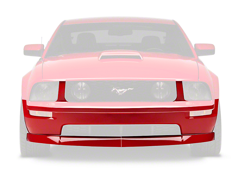 3M Paint Protection Film - Front Bumper (05-09 GT)