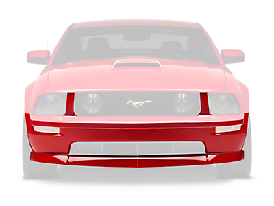 3M Paint Protection Film - Front Bumper (05-09 GT)