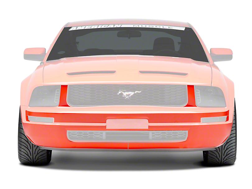3M Paint Protection Film - Front Bumper (05-09 V6)
