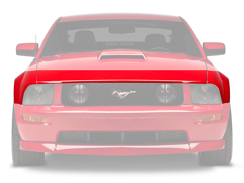 3M Paint Protection Film - Hood (05-09 GT, V6)