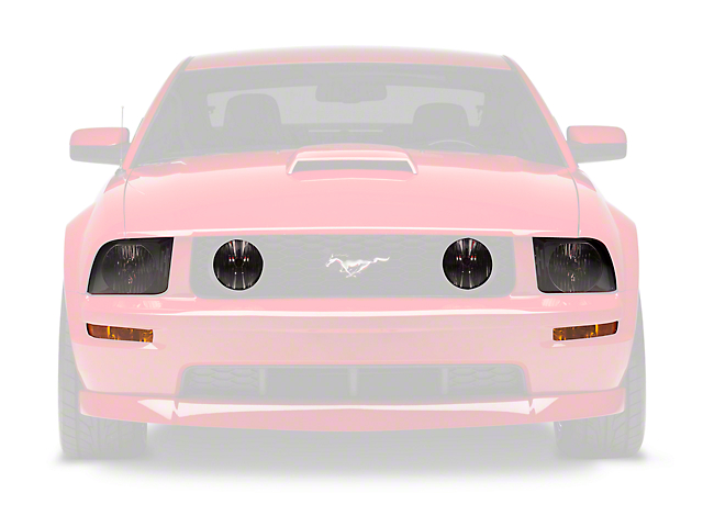 3M Paint Protection Film - Headlights (05-09 GT, V6)