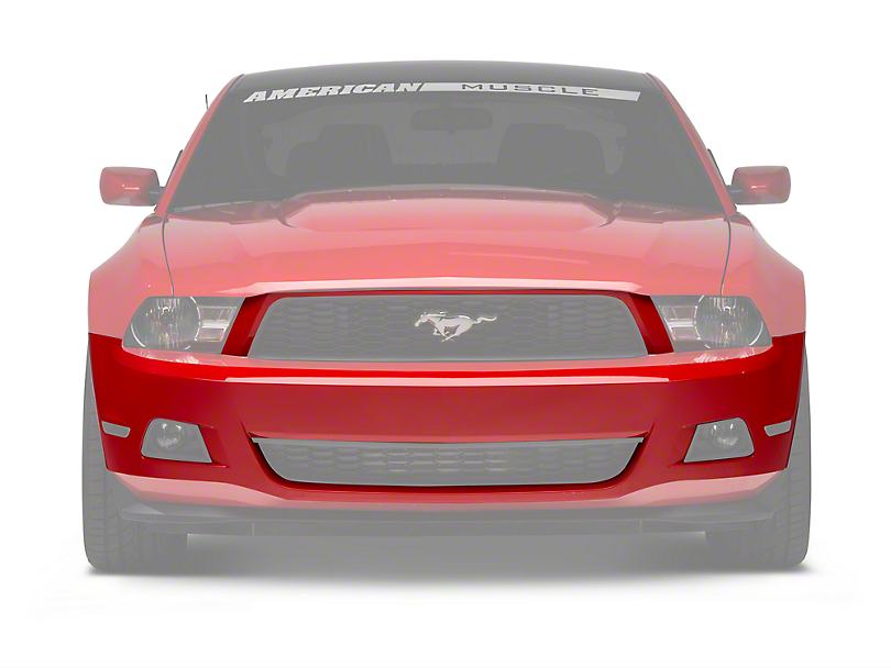 3M Paint Protection Film - Front Bumper (10-12 V6)
