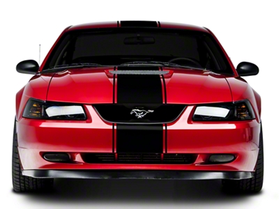 Black Super Snake Style Stripe Kit (94-04 All)