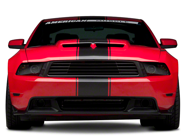 Matte Black Super Snake Style Stripe Kit (79-16 All)