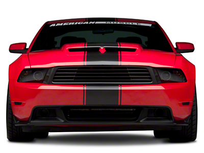 Matte Black Super Snake Style Stripe Kit (79-14 All)