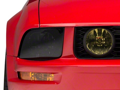 Yellow Fog Light Tint (05-12 GT)