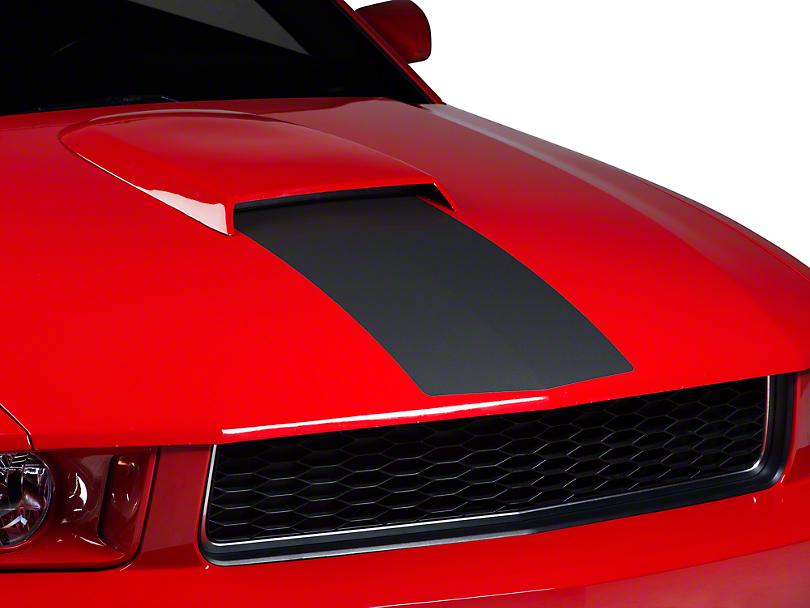 Matte Black Hood Stripe (05-09 GT, V6)