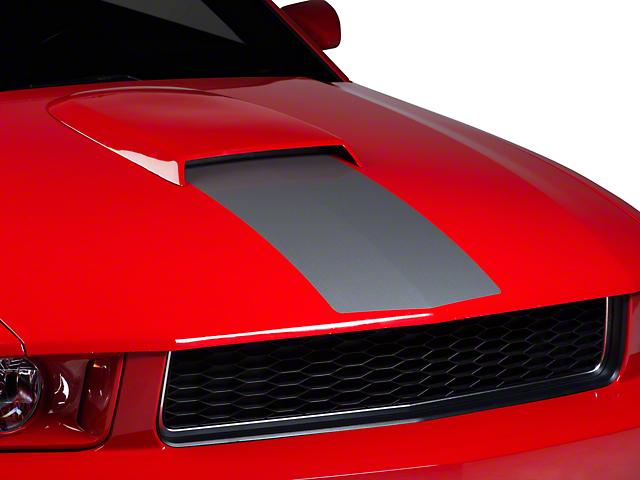 Silver Hood Stripe (05-09 GT, V6)