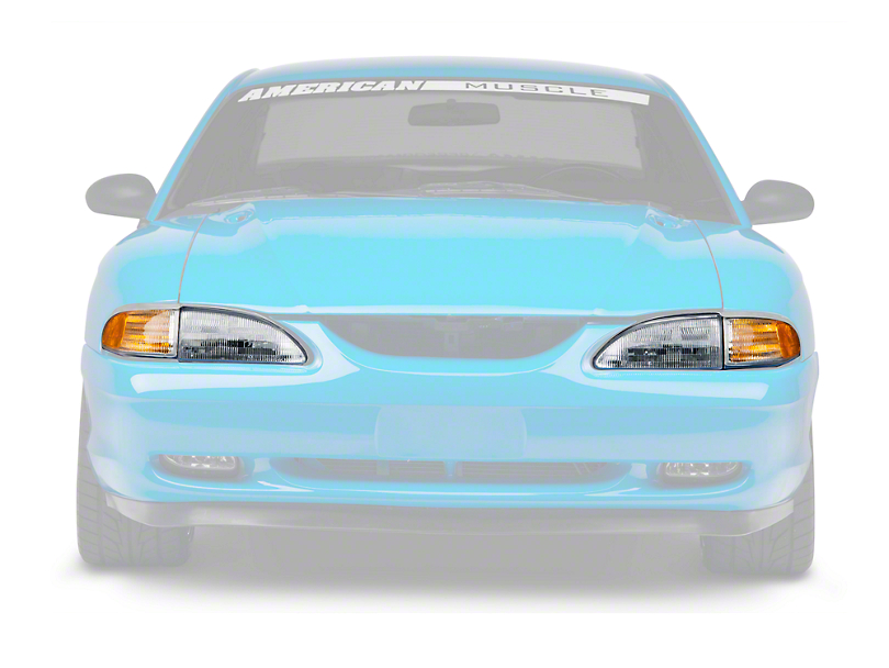 3M Paint Protection Film - Headlights (94-98 All)