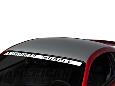 Silver Boss Style Roof Decal (94-04 All)