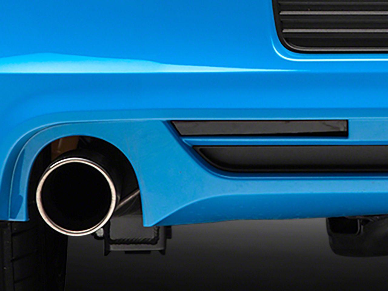 Add Smoked Rear Bumper Marker Tint