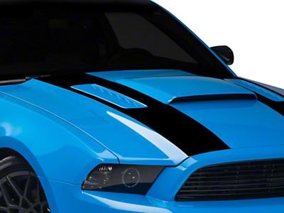 Black Inner Hood Stripes (13-14 All)