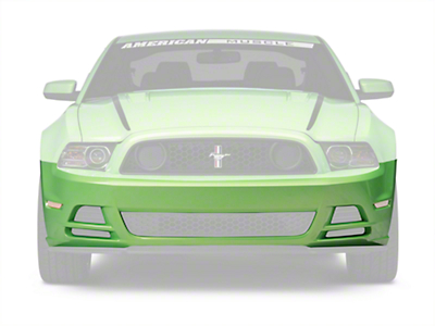 3M Paint Protection Film - Lower Front Bumper (13-14 GT)