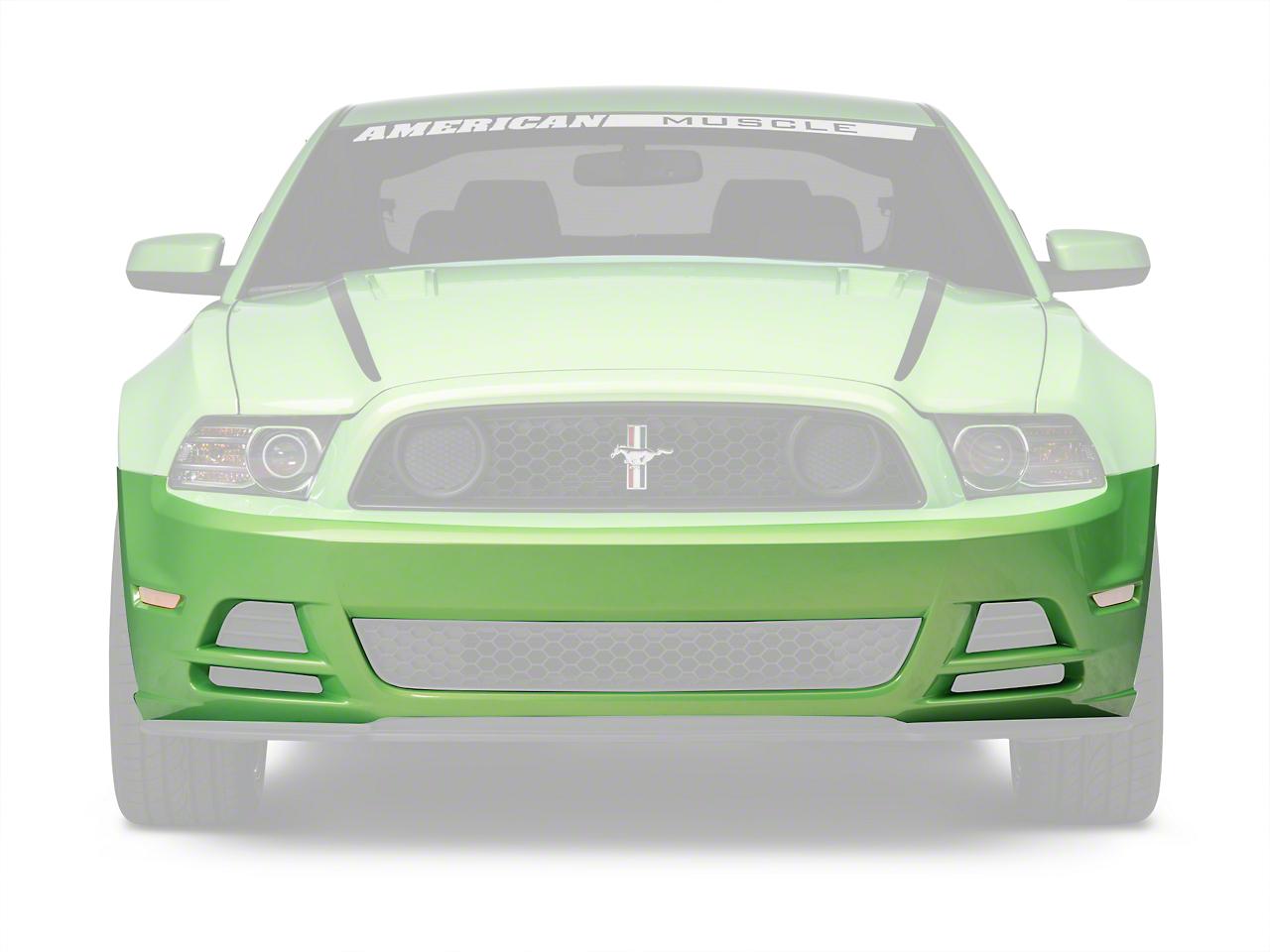 3M Paint Protection Film - Lower Front Bumper (13-14 GT)