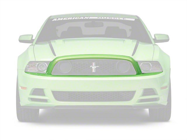 3M Paint Protection Film - Upper Front Bumper (13-14 GT)