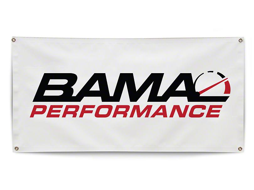 BAMA Performance Banner