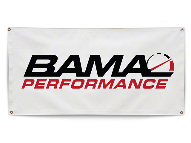 BAMA Performance Banner