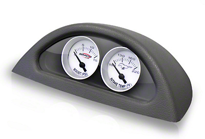 Simco Classic Series Mustang Twin Gauge Pod (99-04)