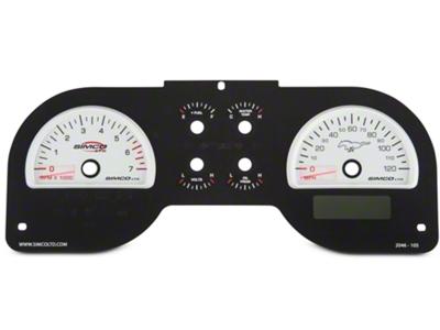 Simco Classic Series 6 Gauge Insert (05-09 V6)