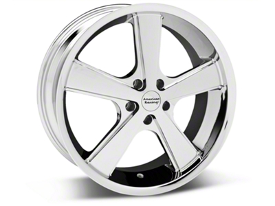 Nova Chrome Wheel - 18x9 (05-14 GT, V6)