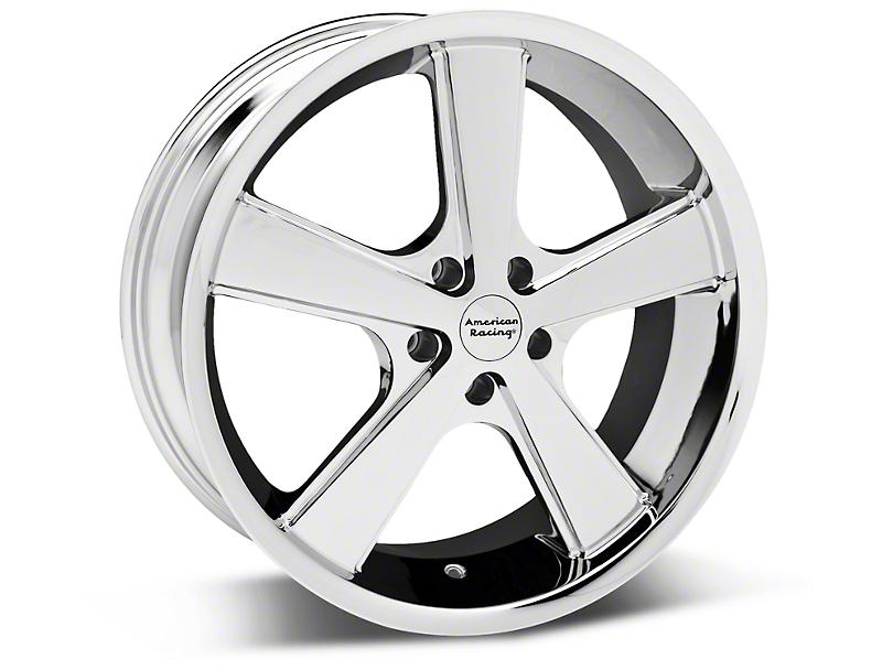 Nova Chrome Wheel - 18x9 (94-04 All)